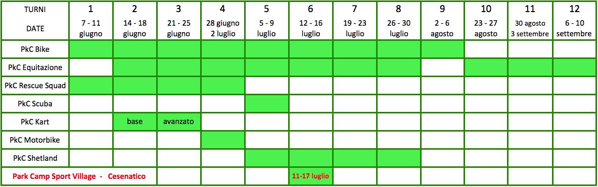 Calendario PkC21b