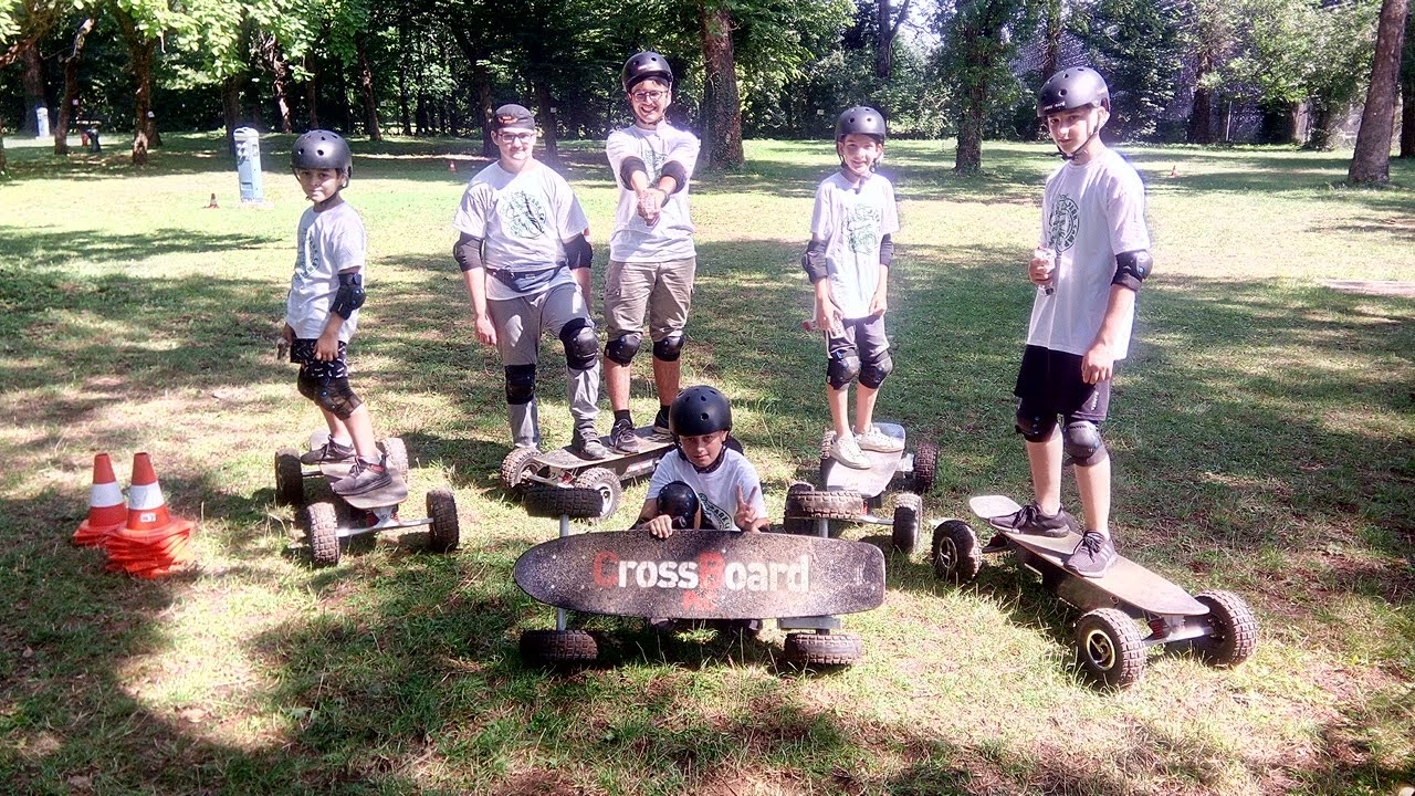 Park Camp crossboard
